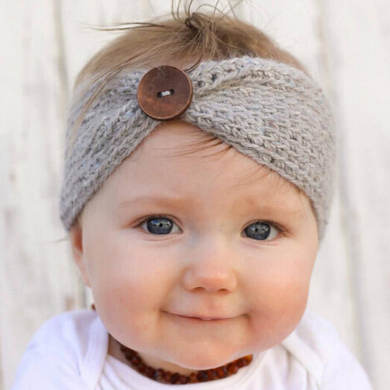 Mini Kids Winter Warmer Headband Free Crochet Pattern Wool And