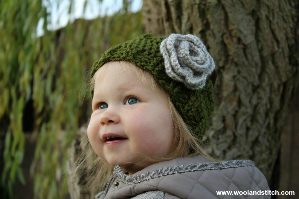 Crochet Kids Wool And Stitch