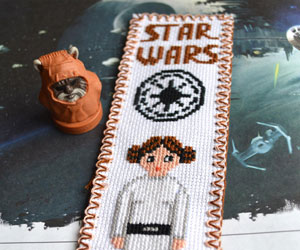 Cross Stitch patterns Star Wars The Last Jedi